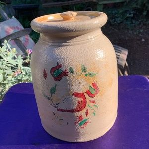 "A. B. Wheeler ""Jam"" Jar, Boston MA- (1850-1875)"